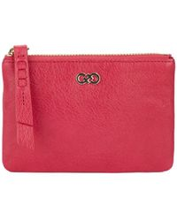 Cole Haan Coin Pouch - Lyst