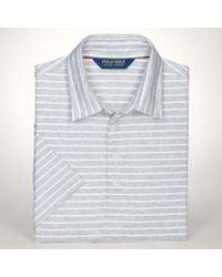 Polo Ralph Lauren Classicfit Striped Polo - Lyst