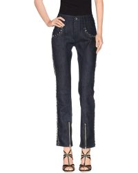 Diesel Black Gold | Denim Trousers | Lyst