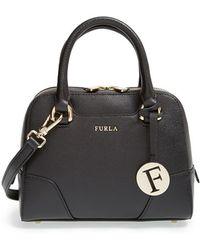 Furla 'Dolly - Mini' Leather Satchel - Lyst