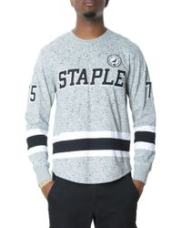 Staple The Breakaway Longsleeve Tee - Lyst