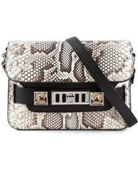 Proenza Schouler Small 'Ps11' Shoulder Bag black - Lyst