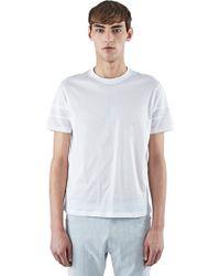 CALVIN KLEIN 205W39NYC - Men's Kadel T-shirt In White - Lyst