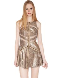 Pixie Market Party All Night Sequin Dress - Lyst