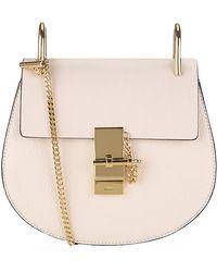 Chloé Small Drew Shoulder Bag - Lyst