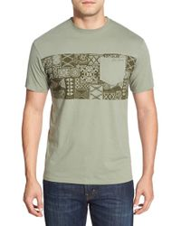 Jack O'neill - 'kuta' Graphic T-shirt - Lyst