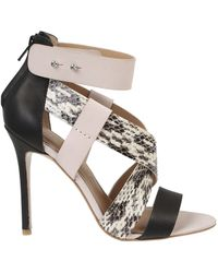 Badgley Mischka Keenan Highheel Sandals - Lyst