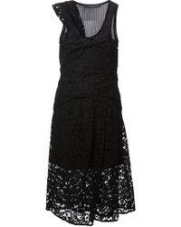 Thakoon Sleeveless Lace Dress - Lyst