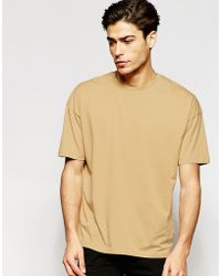 ADPT - Dpt T-shirt With Drop Shoulder - Lyst