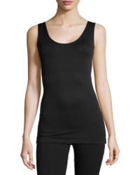 Yummie By Heather Thomson Seamless Stomach-Slimming Tank Top - Lyst