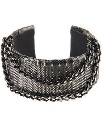 Twin-set Simona Barbieri Bracelet - Lyst