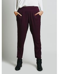 Free People Womens Easy Pleat Pant - Lyst
