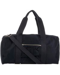 A.P.C. Cotton Weekend Bag - Lyst