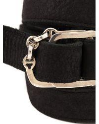 Hoorsenbuhs - Buckled Triple Wrap Bracelet - Lyst