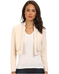 Rebecca Taylor Double Layer Jacket - Lyst