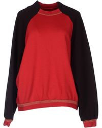 Ring Sweatshirt - Lyst