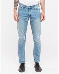 Cheap Monday Blue Straight Up - Lyst