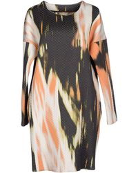 Chlotilde Short Dress - Lyst