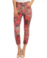 Vivienne Westwood Anglomania Basic Trousers - Lyst