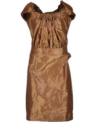 Vivienne Westwood Red Label Kneelength Dress - Lyst