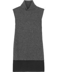 Reed Krakoff Woolblend Turtleneck Top - Lyst
