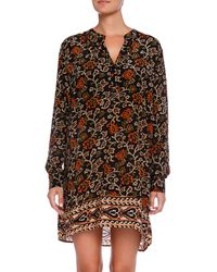 Tolani Lorrianne Printed Dress - Lyst