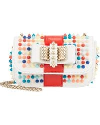 Christian Louboutin Spiked Sweety Charity - Lyst
