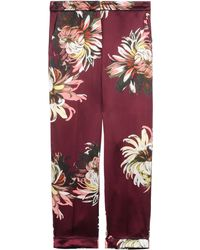 Erdem Dress Pants - Lyst