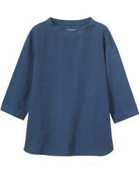 Toast - Linen/cotton Tunic Top - Lyst