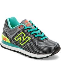 New Balance Elite Edition Collection Wl574agt - Lyst