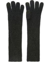 Helmut Lang - Wool-blend Gloves - Lyst