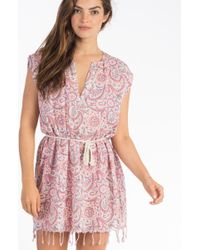 Faherty Brand - Solana Coverup Dress - Lyst