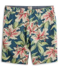 Faherty Brand - Tropical Atoll Short - Lyst