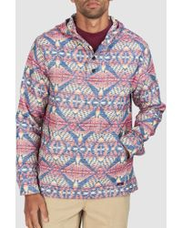 Faherty Brand - Pacific Poncho - Lyst