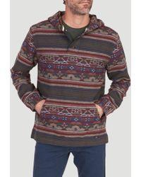 Faherty Brand - Blanket Baja Hoodie - Lyst