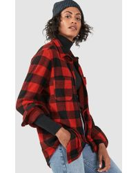 Faherty Brand Knit Belmar Shirt - Red