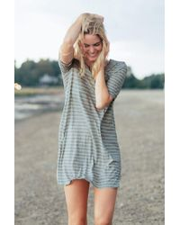 Faherty Brand - Nolita Swing Dress - Lyst