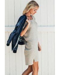 Faherty Brand - Britta T-shirt Dress - Lyst