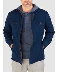 Faherty Brand - Blanket-lined Cpo Jacket - Lyst