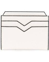 Valextra - Flat Cardholder - Lyst