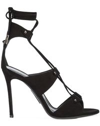 Thomas Wylde - Lace Up Sandals - Lyst