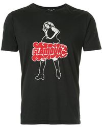 Hysteric Glamour - Glamour Print T-shirt - Lyst