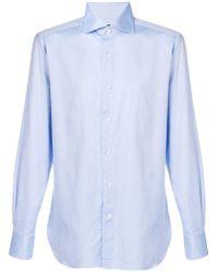Ermenegildo Zegna - Slim Fit Shirt - Lyst