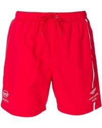 Hackett - Aston Martin Racing Swim Shorts - Lyst