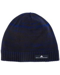 adidas By Stella McCartney - Knitted Beanie Hat - Lyst
