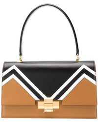 N°21 - Leather Top Handle Alice Bag - Lyst 388127ababb79