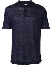 Paolo Pecora - Polo Shirt - Lyst