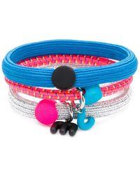 Marc Jacobs - Set de bracelets MJ - Lyst