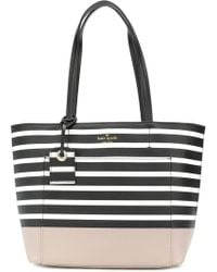 Kate Spade - Hyde Lane Dipped Small Riley Tote - Lyst