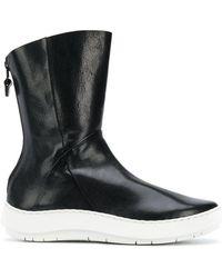 Trippen - Platform Ankle Boots - Lyst